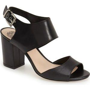 Vince Camuto Banna Black Dress Shoes